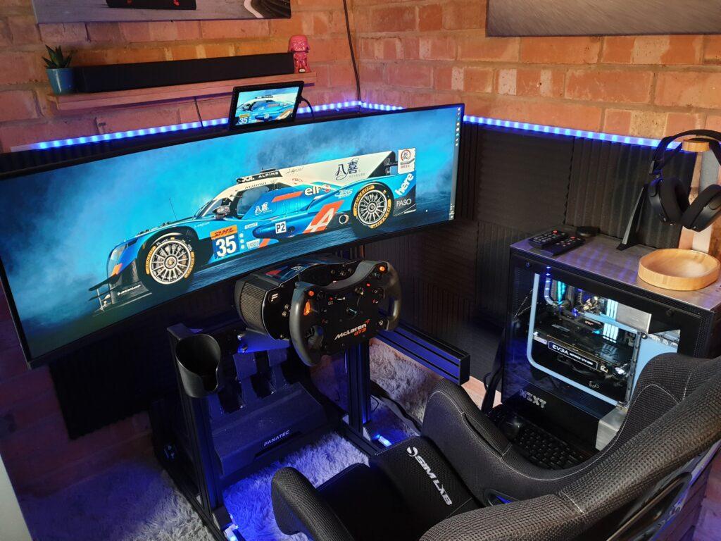 Racing Setup
