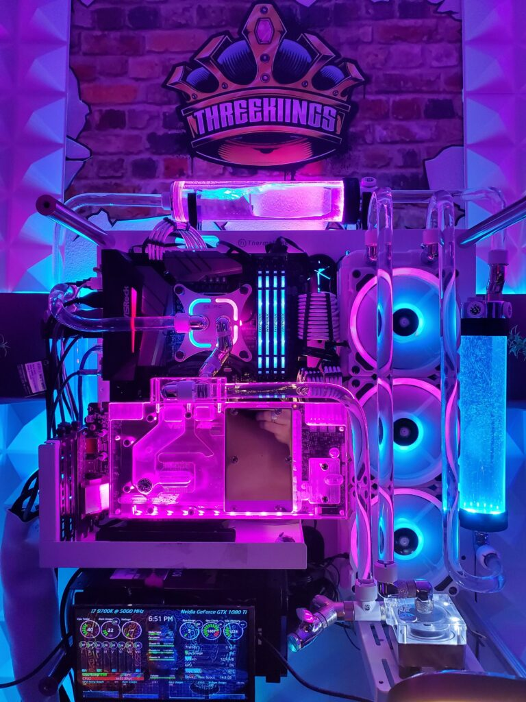watercooled PC