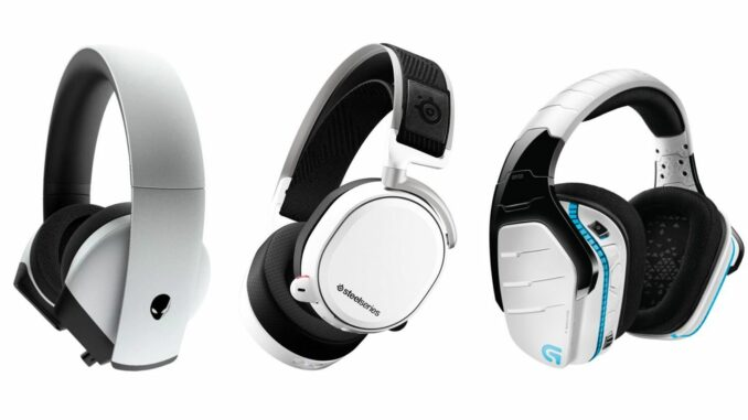 12 Best White Gaming Headsets 2020 For Every Budget