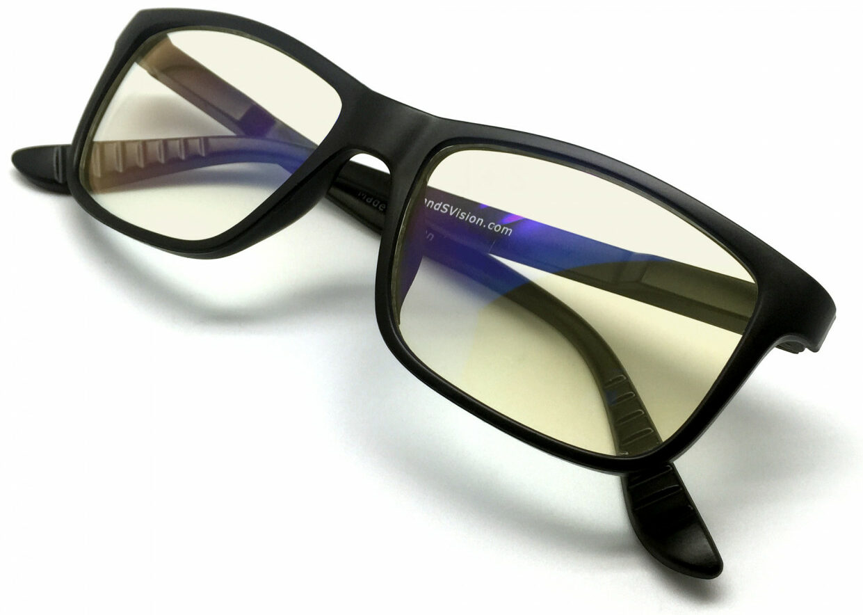 J+S Vision Glasses