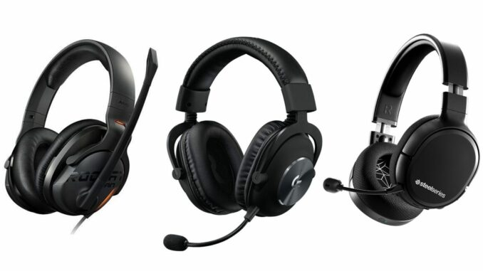 Lightest Gaming Headsets 2020