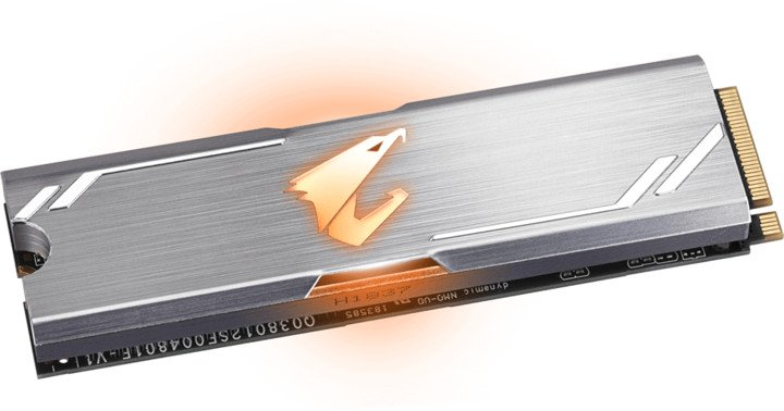 Gigabyte AORUS SSD RGB