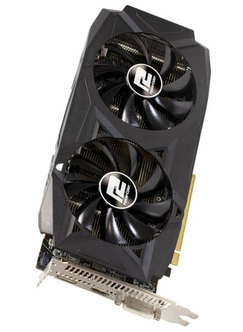 PowerColor AMD Radeon RED Dragon RX 580