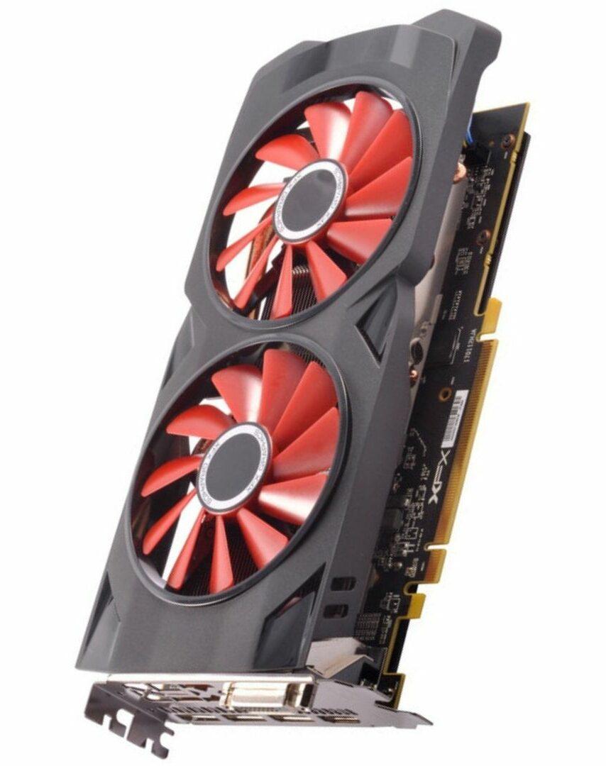 XFX Radeon RX 570 RS XXX