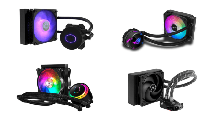 Best 120mm AIO Coolers