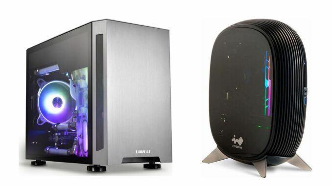 Lightest PC Cases