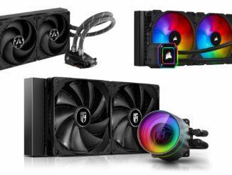 Best 280mm AIO CPU Coolers