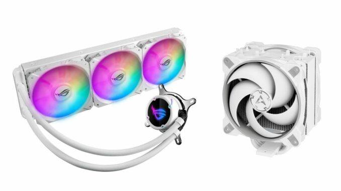 Best White CPU Coolers