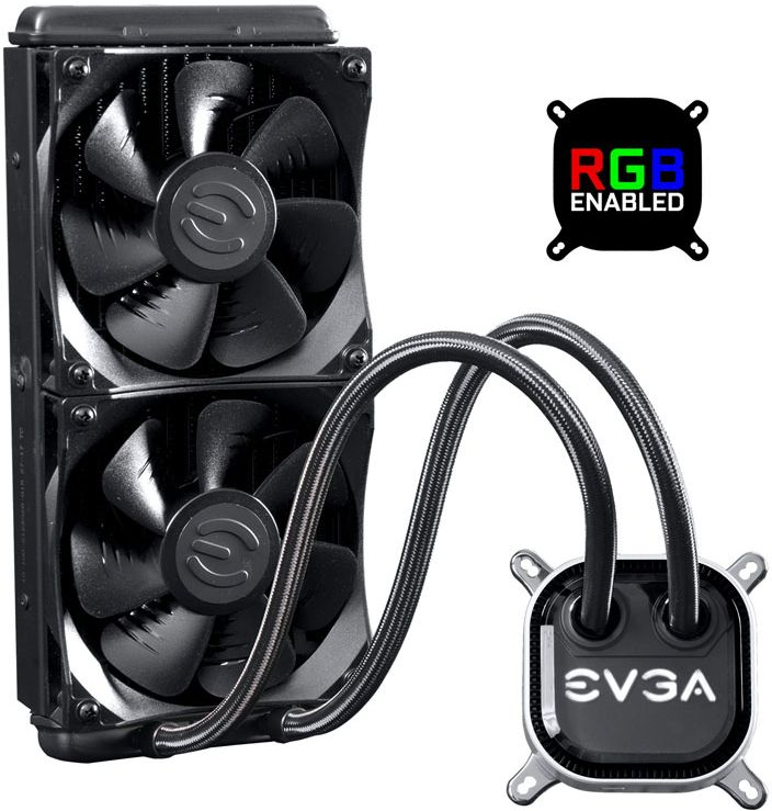 EVGA CLC 240mm AlO RGB