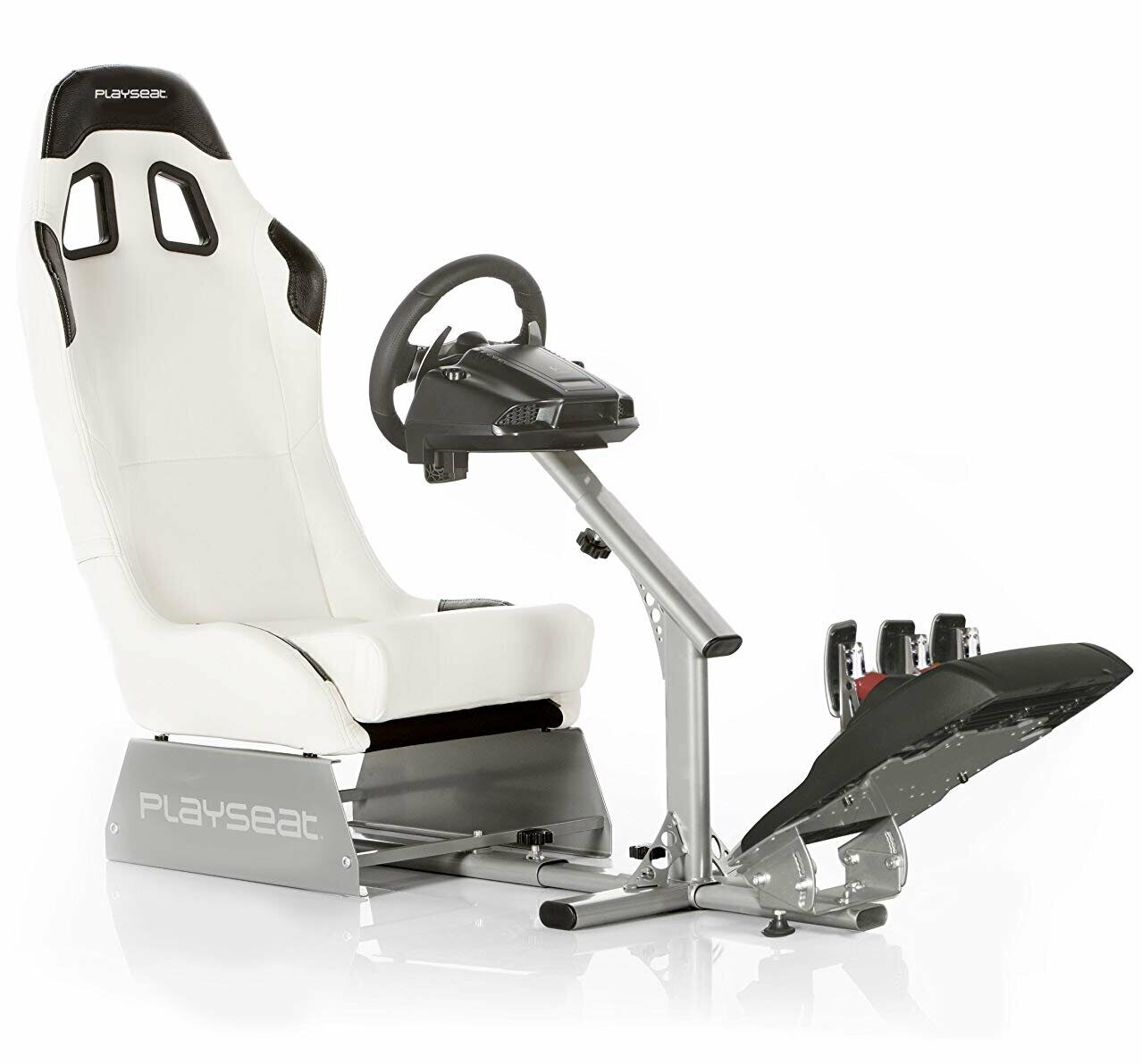 PLAYSEAT Evolution White Racing Chair