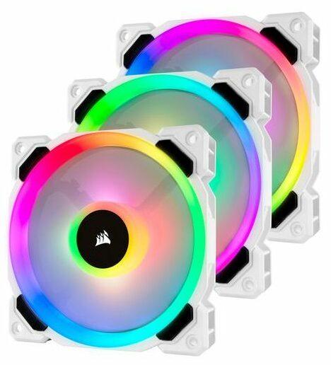 Corsair LL120 RGB White Edition