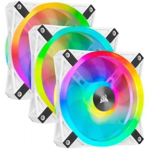 Corsair iCUE QL120 RGB White