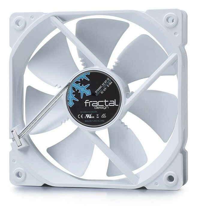 Fractal Design Dynamic X2 GP-12 White Edition