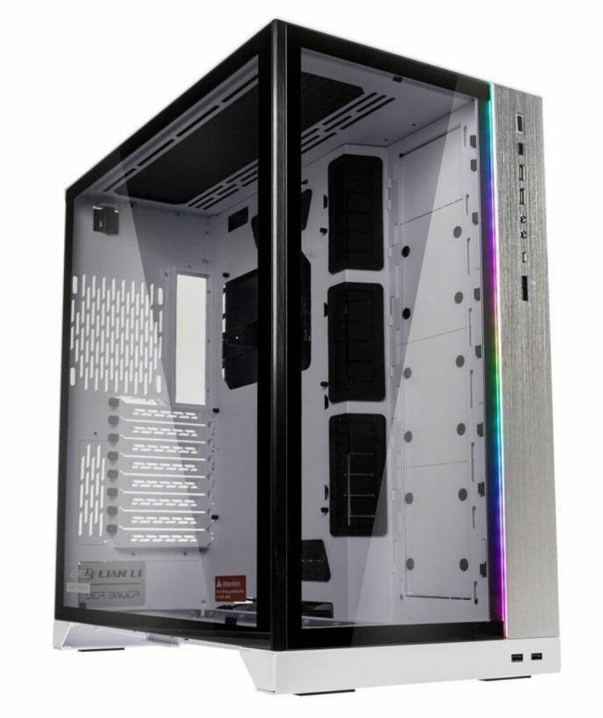 Lian Li 011D XL White