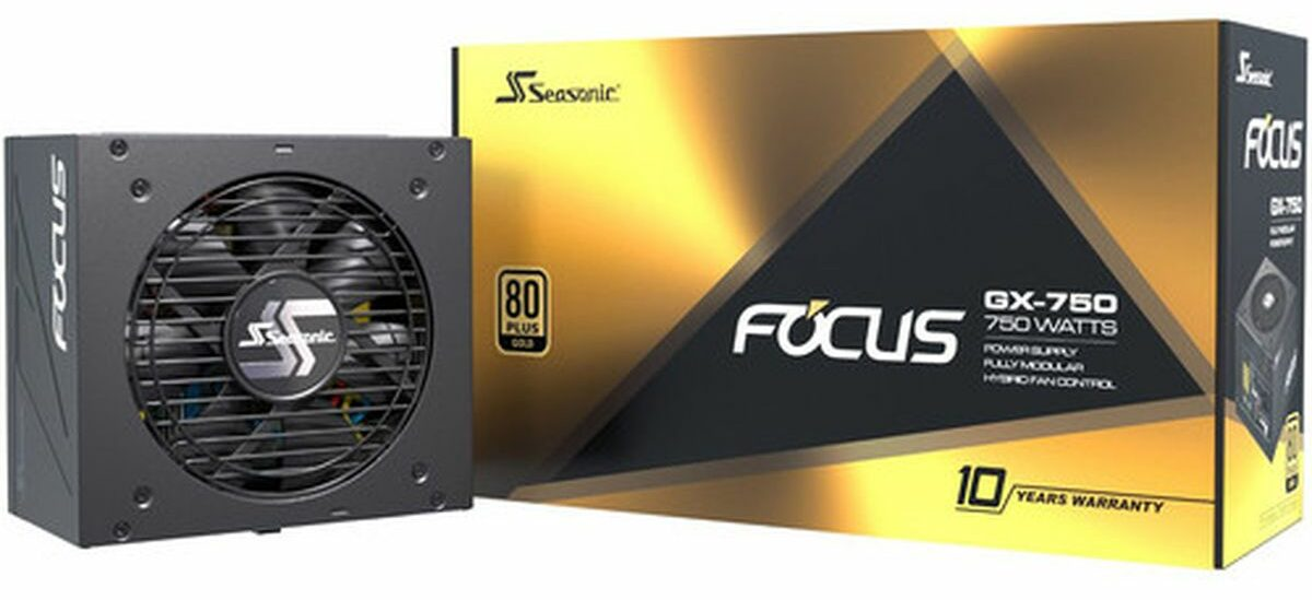 Seasonic FOCUS GX-750