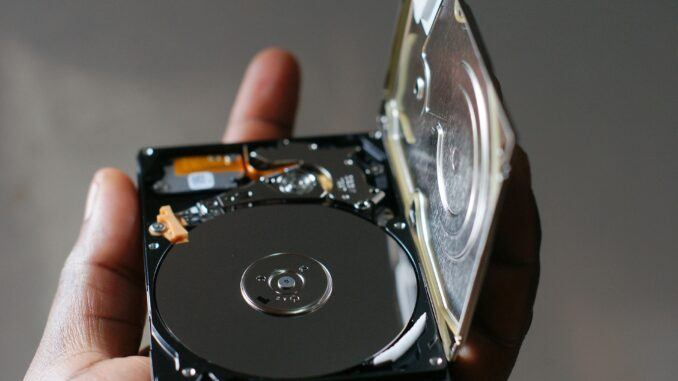 5 signs your hard drive is failing