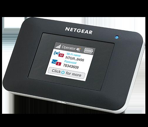 NETGEAR 4G LTE Mobile Hotspot (AC797)