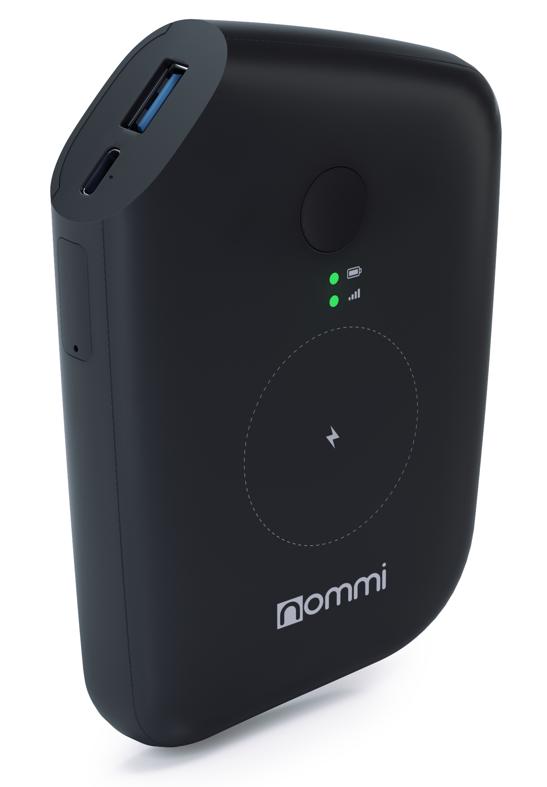 Nommi Mobile Hotspot Power