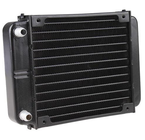 AGPtek 12 Pipe Aluminum Heat Exchanger Radiator R120