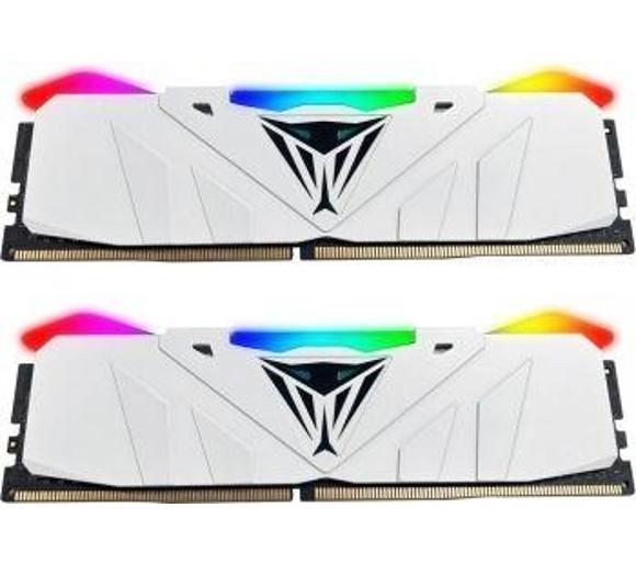 Patriot Viper Gaming RGB Series White