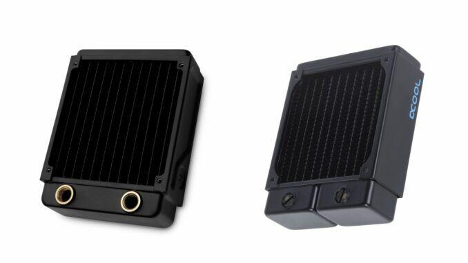 best 120mm radiators
