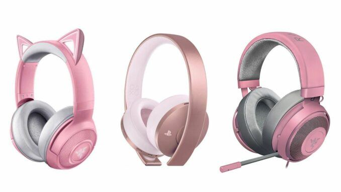 Best Pink Gaming Headsets