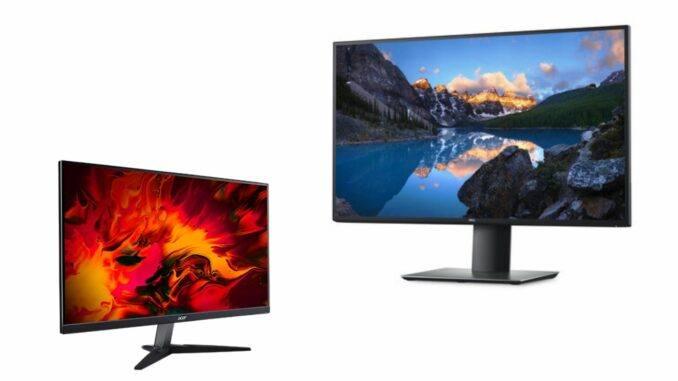 Best monitors for a triple monitor setup
