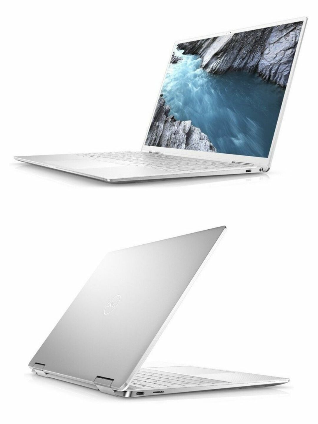 Dell XPS 13 7390 Frost White