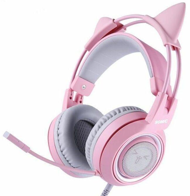 SOMIC G951s Pink