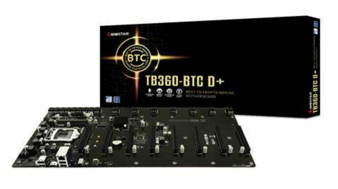Biostar TB360-BTC D+!