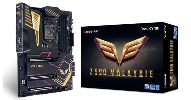 Biostar Z590 Valkyrie