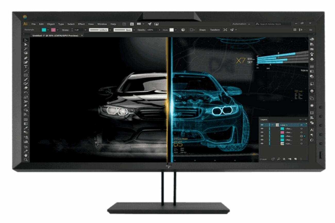 HP DreamColor Z31x